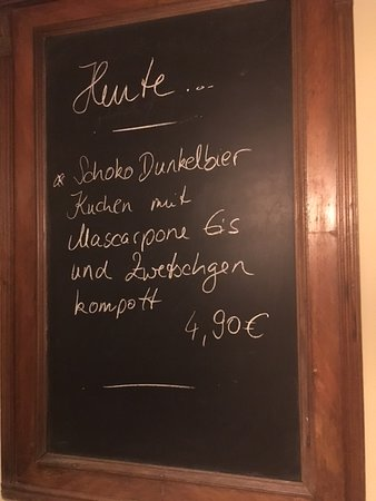 Eggstaett, Niemcy: Das schmeckt ....