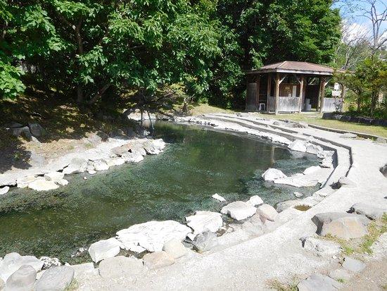 Wakoto Onsen Outdoor Bath