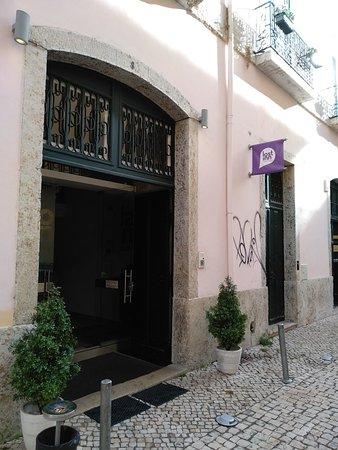 Increible Hostel en el centro de Lisboa