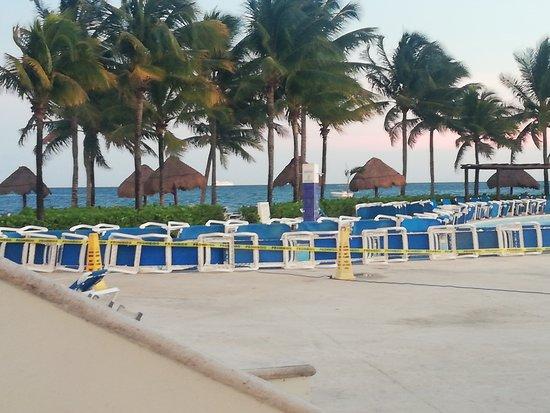 Hotel muy recomendable en la Rivera Maya.