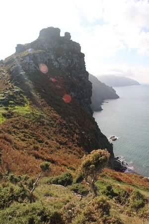 Valley of the Rocks: View