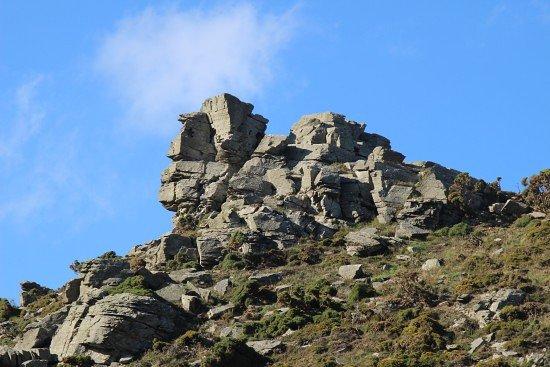 Valley of the Rocks: Rocks