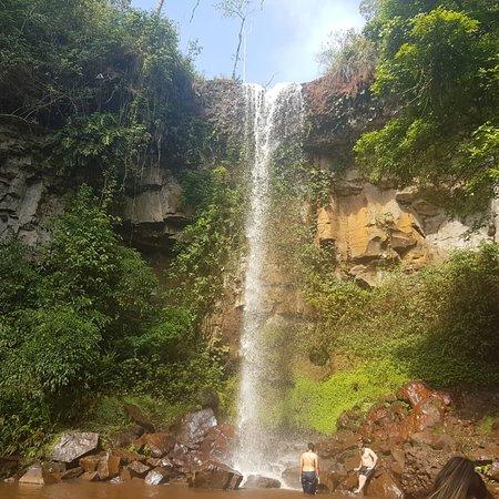 Cachoeira Três Quedas