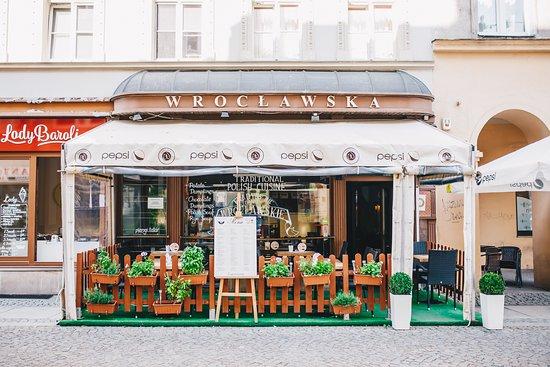 Restauracja Wroclawska Wroclaw Recenzje Restauracji Tripadvisor