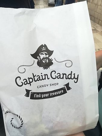 The candy bag