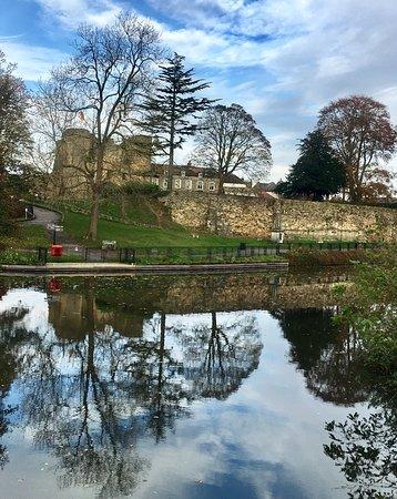 South East England, UK: Tonbridge Castle