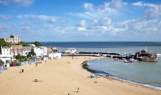 South East England, UK: Broadstairs
