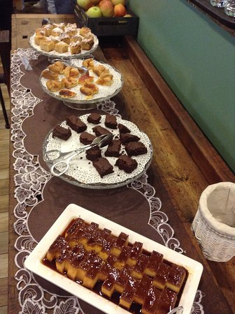 Sozzago, Italia: L'angolo dei dolci