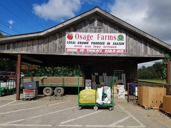 Rabun Gap, GA: Local Produce at its Finest