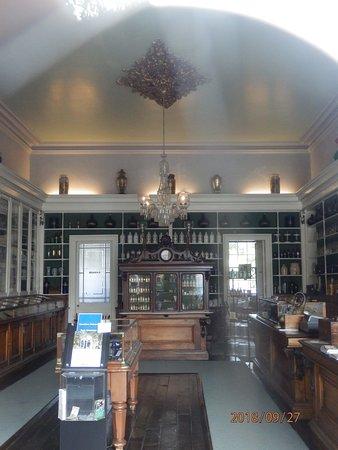Niagara Apothecary Museum: Wnętrze starej apteki
