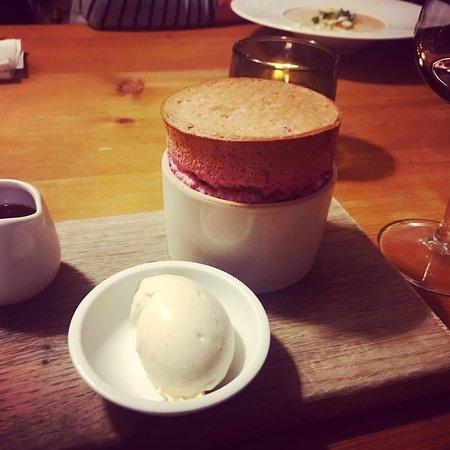 Heaven is a soufflé