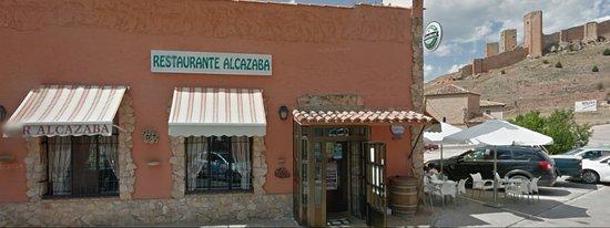 Molina de  Aragon, Spain: Restaurante Alcazaba en Molina de Aragon