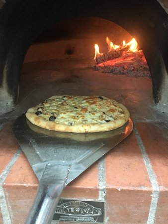 De Rust, Sudáfrica: Hand-crafted Wood-fired pizza