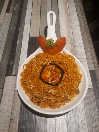 Jaipur District, Индия: INCHIN Chinese & Thai