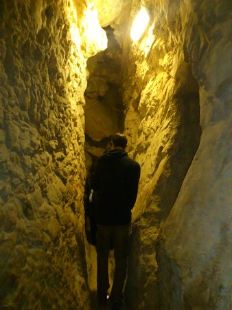 The Western Wall Tunnels: tonnel
