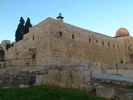 The Western Wall Tunnels: al aksa