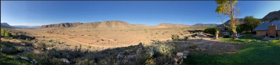 Grand Canyon-Parashant National Monument, AZ: Panoramic view from Wagon (reduced qual due to size)