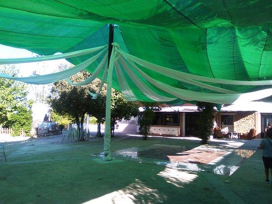 Torres, Spain: ZONA FIESTA