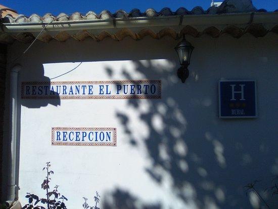 Torres, Spain: RECEPCIÓN