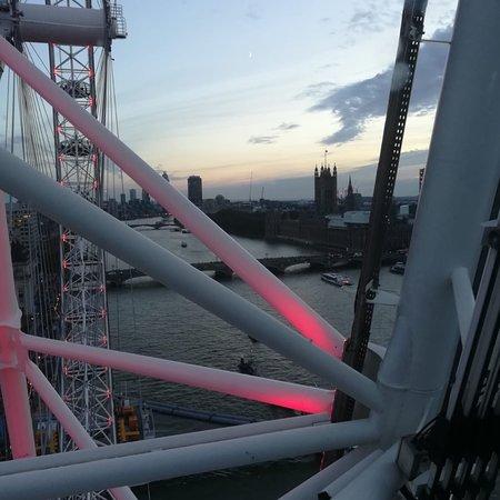 London Eye-bild