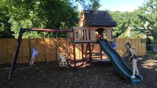 Hurst, UK: Children Play Area