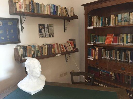 MuSea Museo Vivo del Mare di Pioppi: Studio Ancel Keys
