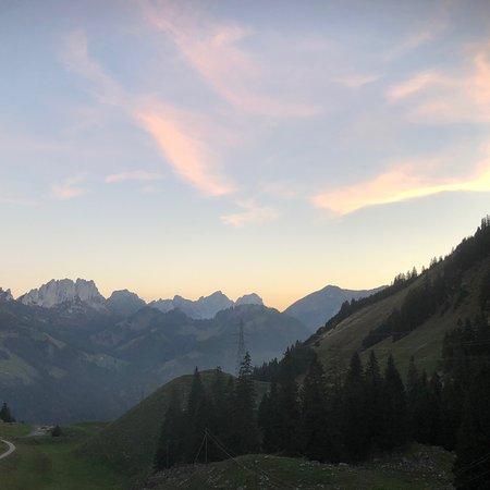 Jaun, Ελβετία: Ritzli Alp