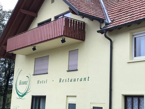 Laufenburg, Γερμανία: Hotel