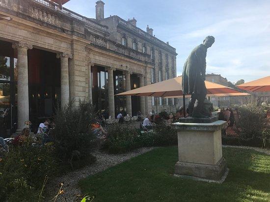 L\'Orangerie du Jardin Public, Bordeaux - Restaurant Avis, Numéro de ...