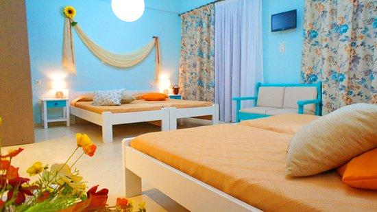 Hotel IDI: Family Room