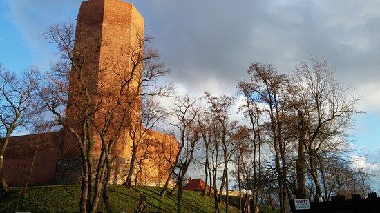 Kruszwica, โปแลนด์: mysia wieża