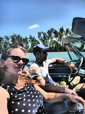 Auf dem Weg nach Key West.
