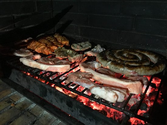 Abaurregaina, Spain: Barbacoa
