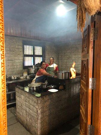 ourorganic vegetarian ayurveda kitchen