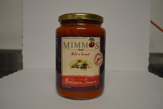 Saint Albans, VT: Our Marinara is available for sale