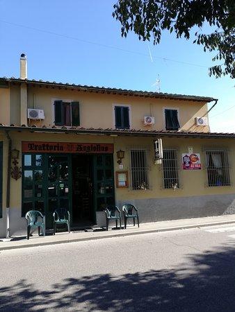San Donnino, Olaszország: trattoria