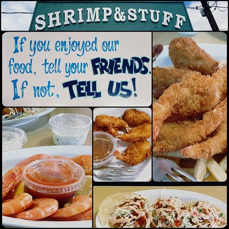 Shrimp & Stuff Restaurant Picture