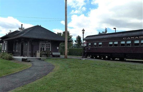 Shogomoc Railway Museum