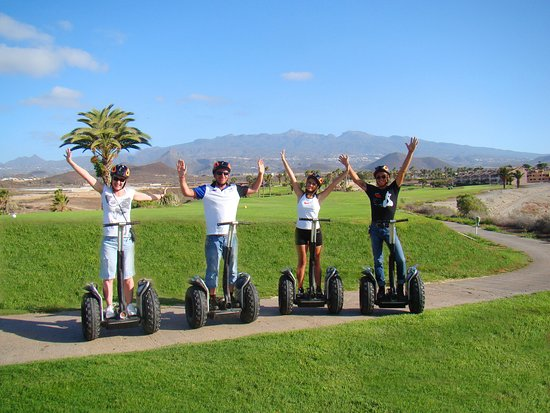 Ecologic Segway Sport Tenerife