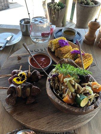 Заповедник Велгевонден, Южная Африка: Lunch, super