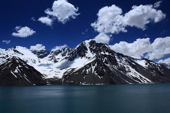 San Jose de Maipo, Chile: Ven a conocer el hermoso Embalse del yeso!