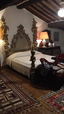 Seggiano, Italy: Our room