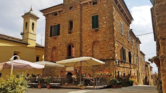 Castelmuzio, Olaszország: Loconda di CasalMustia