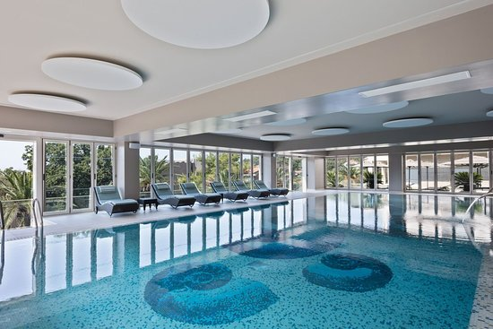Petrovac, Montenegro: Indoor Pool