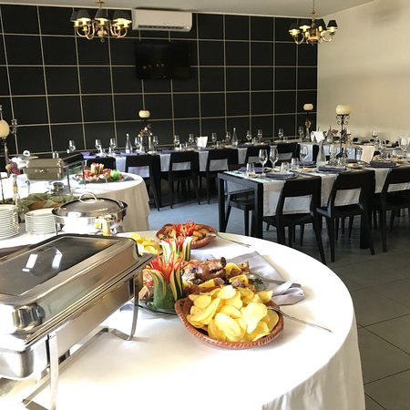 Restaurante Típico Retiro da Cabreira: Muito bom....