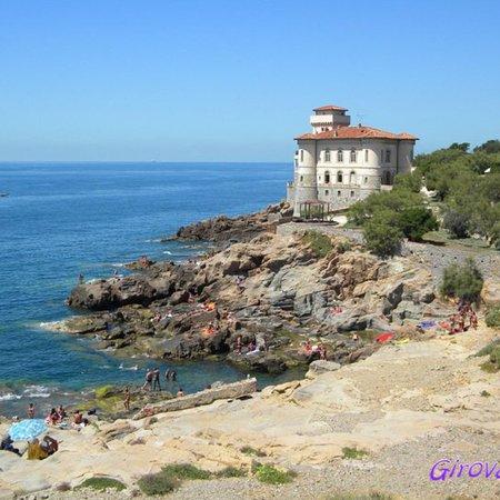Il castello boccale di Livorno