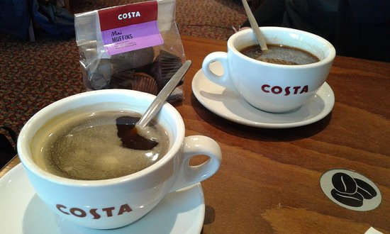 Costa Coffee Sofia Bul Arsenalski 2 Menu Prices Restaurant Reviews Tripadvisor