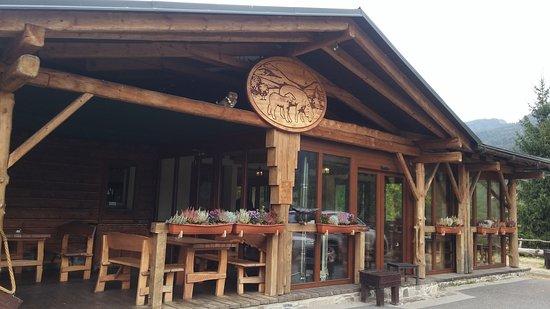 Salas Krajinka: Ресторан
