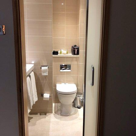 La salle de bain...😡 Mes photos n'ont pas été publiées ! Pourquoi, la vérité dérange ? Vu le pr