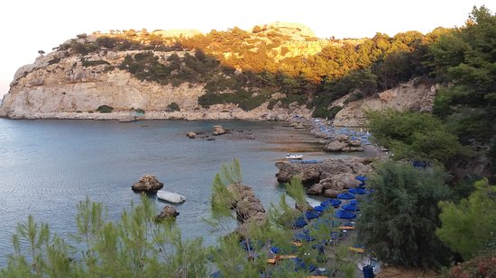 Anthony Quinn Bay: Panoramica